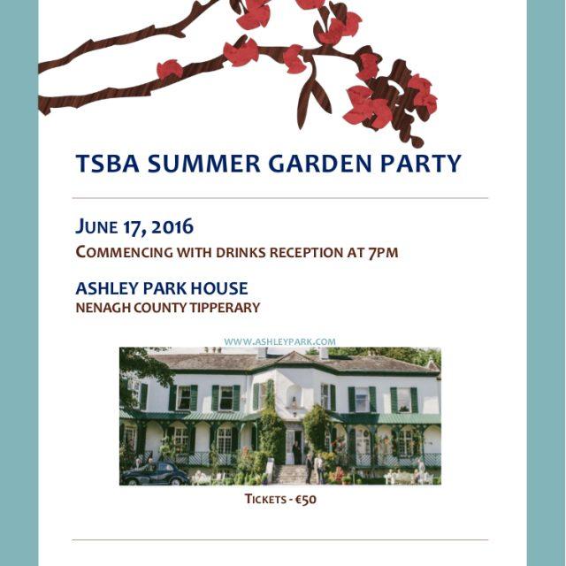 TSBA Summer Garden Party